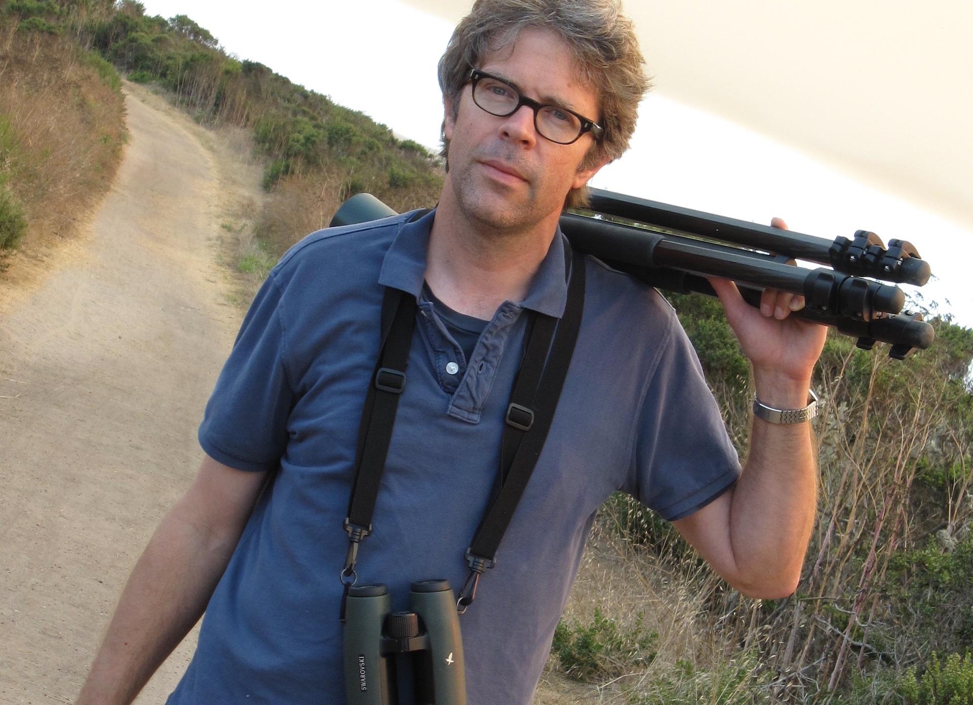 Episode 23: Jonathan Franzen talks about birding